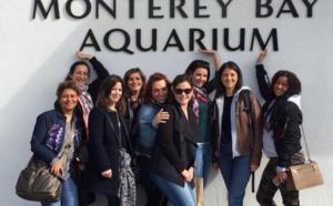 Californie : 8 AGV en éductour du 28 janvier au 5 février 2017