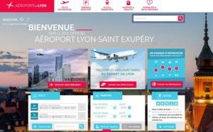 L'aéroport Lyon Saint-Exupéry passe le cap des 9 millions de passagers en 2016