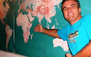Tour du monde: Philippe Mélul, ex-agent de voyages, raconte son expérience