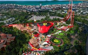 "Port Aventura : Mark Robinson veut faire de Ferrari Land ""une destination en soi"""