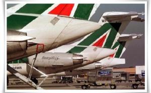 Les bureaux internationaux d'Alitalia en cessation d'activité le 31 décembre