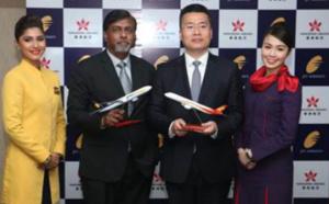 Jet Airways et Hong Kong Airlines en partage de codes