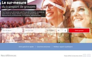 Isilines lance un portail en ligne pour les réservations de groupes