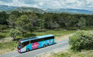 OuiBus lance 21 nouvelles destinations en France et en Europe dès avril 2017