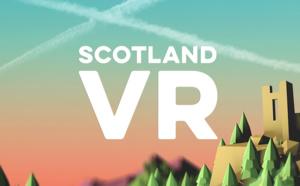 Réalité virtuelle : VisitScotland lance son application
