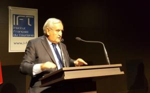 Primaires du Tourisme : J.-P. Raffarin présente le programme de François Fillon (Vidéo)