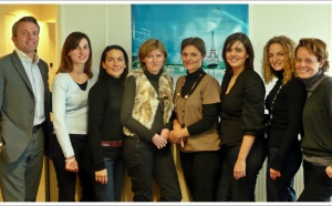 IFTM-TOP RESA : une nouvelle équipe commerciale