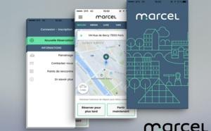 """VTC : """"Marcel prélève la commission la plus basse du marché"""""""