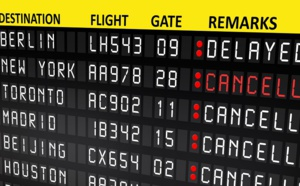 Grève des contrôleurs aériens : les compagnies suppriment des vols ce jeudi 9 mars 2017