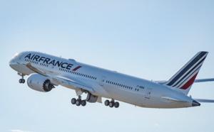 Air France positionne un B787 entre Paris et Nice les 28 et 29 mai 2017