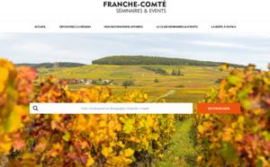 Bourgogne-Franche-Comté lance son nouveau site dédié au MICE