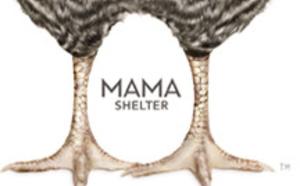République Tchèque : un nouveau Mama Shelter à Prague en septembre 2017