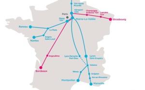 Ouigo ouvre ses ventes été et lance Bordeaux et Strasbourg