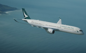 Cathay Pacific : perte nette de près de 70 millions d'euros en 2016