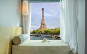Paris : le chiffre d'affaires devrait progresser pour les hôtels en 2017 et 2018