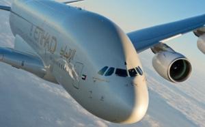 Etihad Airways met l'A380 sur la ligne Abu Dhabi - Paris