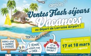 Lorraine : 3ème édition des ventes flash dans 100 agences de la région