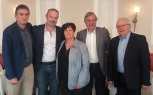 Les Entreprises du Voyage Rhône Alpes Centre Est : Y.Faucon élu président
