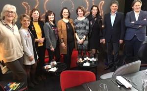 Salaün Holidays : 6 salariés de SN Agences reçoivent la médaille du travail