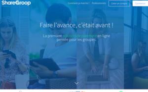 ShareGroop disrupte les systèmes de paiement en ligne pour les groupes