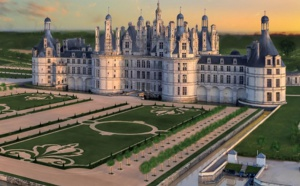 Chambord : François Hollande inaugurera les jardins à la française