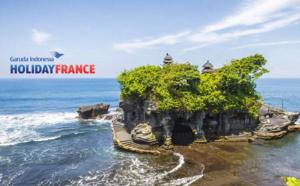 Garuda Indonesia Holiday France poursuit sa croissance sur le marché français en 2017