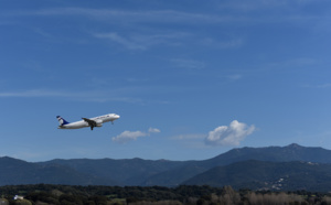 Air Corsica ouvre Bruxelles, Paris CDG et Bordeaux
