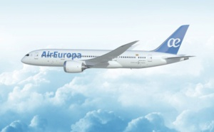 Air Europa se dote d'un second Boeing 787 Dreamliner