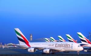 Emirates positionne son A380 sur Nice