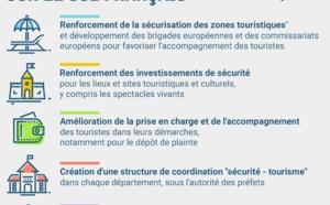 France : la sécurité des sites touristiques renforcée pour l'été 2017