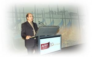 19e convention Afat voyages à Venise : le réseau toulousain est gonflé à bloc !