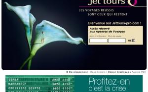Jet Tours : le site BtoB fait peau neuve