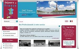 DMC France : nouvel outil de promotion des agences réceptives du SNAV