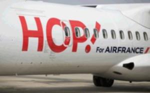 Hop! Air France : les syndicats au sol appellent à la grève les 7 et 8 avril 2017