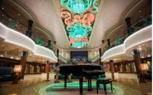 Norwegian Cruise Line : le Norwegian Jade, rénové, reprend la mer