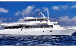 11e Salon de la Plongée : Aquarev étoffe son offre  « croisières plongée »