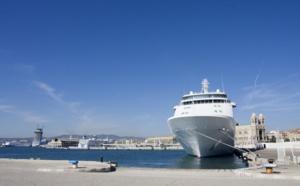 Marseille : les escales de croisières de luxe s'intensifient en 2017