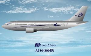 Blue Line accueille son A 310-300 courant janvier