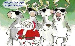 Les cadeaux de Noël ça sent parfois le sapin...