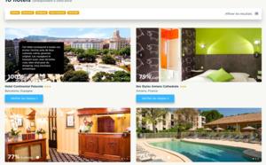 AccorHotels permet aux voyageurs de rechercher un hotel selon leur humeur