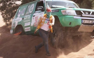 Rallye Aïcha des Gazelles : Armelle et Caroline ont porté haut les couleurs de la team Transavia, Avico, TourMaG.com