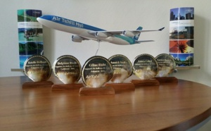 Challenge Air Tahiti Nui : les heureux gagnants sont...