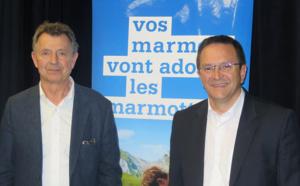 Jean-Luc Boch, nouveau président de France Montagnes