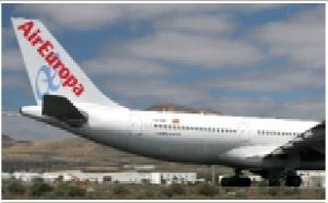 Air Europa s'équipe d'Embraer 195 et mise sur le trafic business
