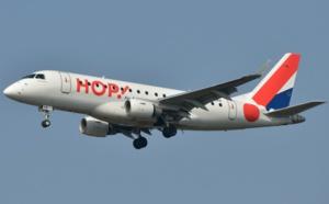 Grève Hop! Air France : 20% des vols annulés ce vendredi 7 avril 2017