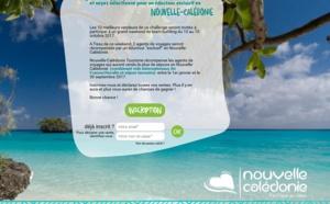 Nouvelle-Calédonie Tourisme lance un grand challenge de ventes