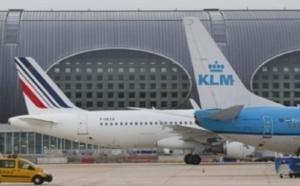 Groupe Air France - KLM : le trafic en hausse de 4,5% en mars 2017