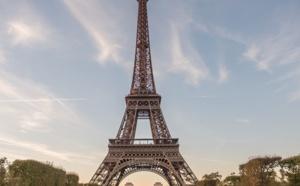 Paris : nette reprise de la fréquentation touristique début 2017