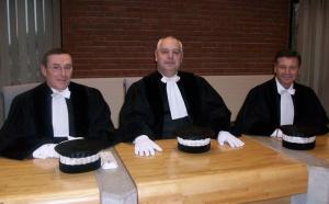 Frank Voragen juge consulaire au Tribunal de Commerce de Bobigny