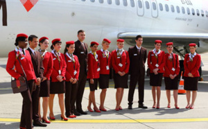 Volotea recrute 50 personnes à Strasbourg, Bordeaux et Toulouse